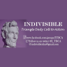 Indivisible Triangle Daily Call to Action